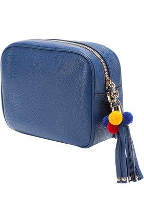 Сумка Glam Dolce & Gabbana синяя цвета | Фото №2