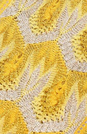 Вязаная повязка для волос   Фото №2
