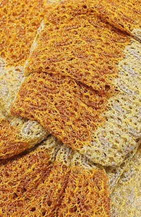 Вязаная повязка для волос | Фото №2