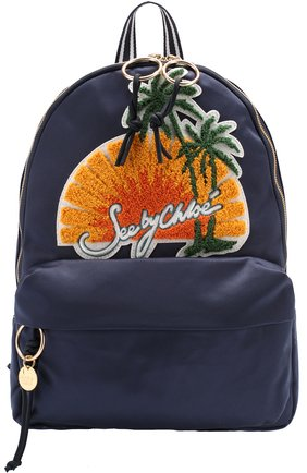 Рюкзак с аппликацией | Фото №1