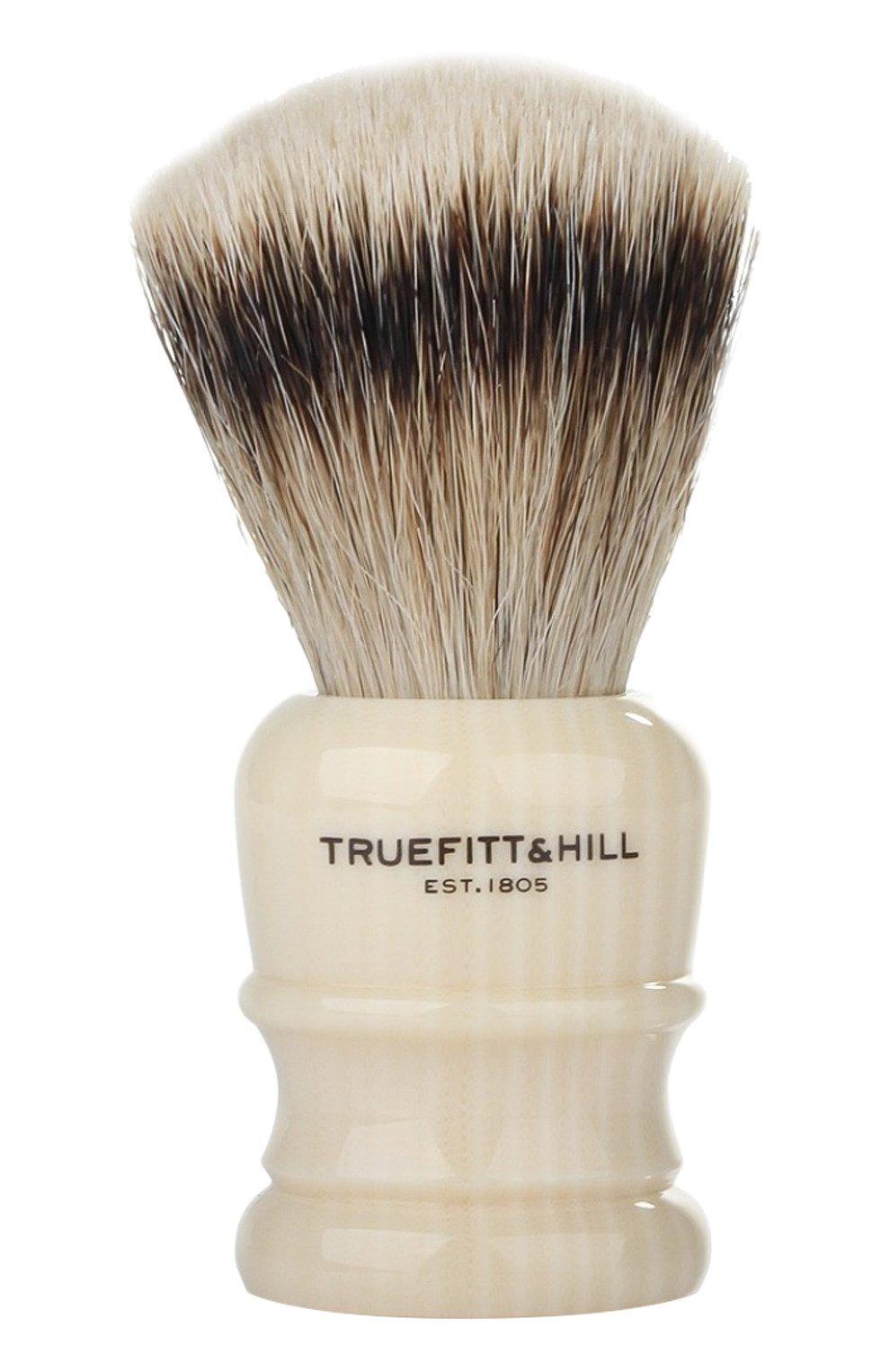 Мужская помазок wellington TRUEFITT&HILL бесцветного цвета, арт. 189 | Фото 1 (Статус проверки: Проверена категория)