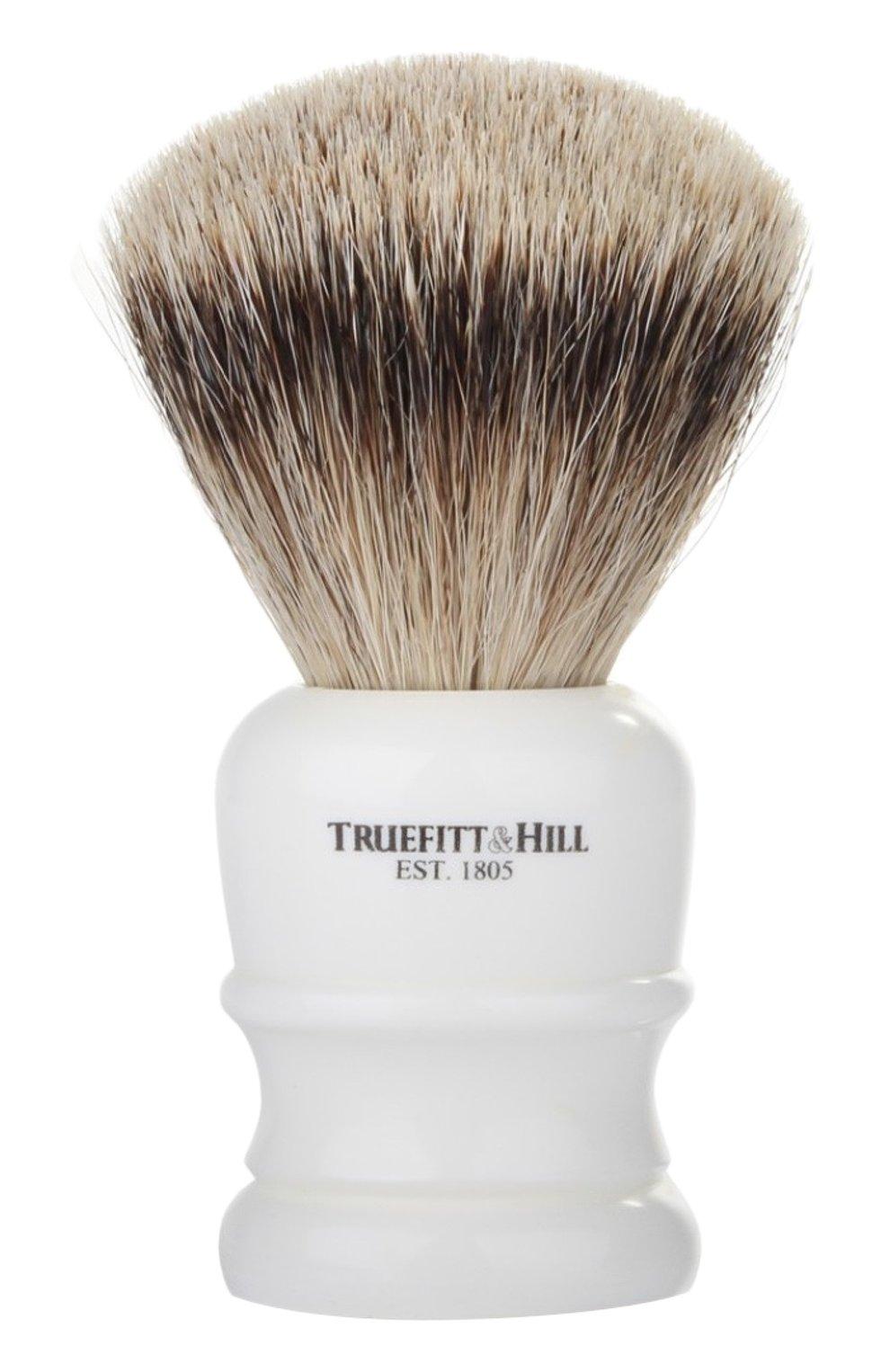 Мужская кисть для бритья TRUEFITT&HILL бесцветного цвета, арт. 167   Фото 1 (Статус проверки: Проверена категория)