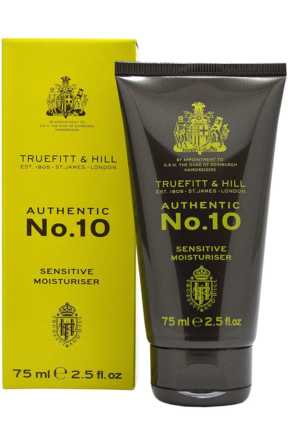 Увлажняющее средство для чувствительной кожи Authentic No.10 | Фото №1