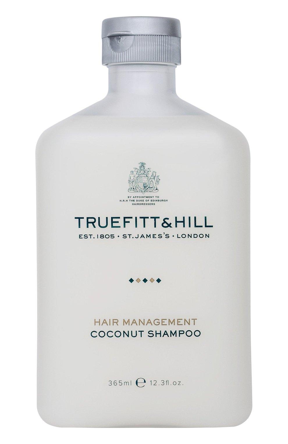 Мужского шампунь для чувствительной кожи головы TRUEFITT&HILL бесцветного цвета, арт. 10027 | Фото 1
