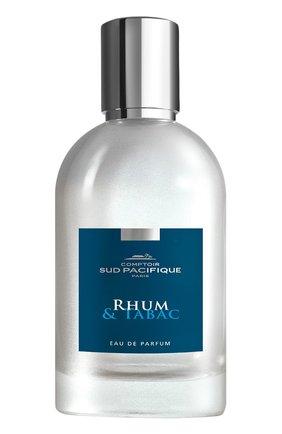 Парфюмерная вода Rhum & Tabac | Фото №1