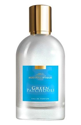 Парфюмерная вода Green Patchouli | Фото №1