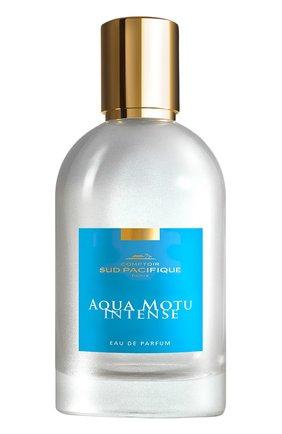 Парфюмерная вода Aqua Motu Intense | Фото №1