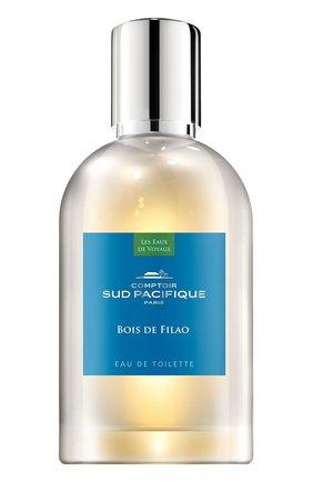 Мужской туалетная вода bois de filao COMPTOIR SUD PACIFIQUE бесцветного цвета, арт. 10503050 | Фото 1