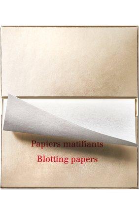 Сменный блок матирующих салфеток Papiers Matifiants | Фото №1