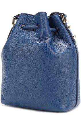 Сумка Dolce Secchiello Dolce & Gabbana синяя цвета | Фото №2