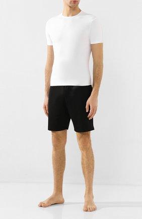 Мужские футболка DEREK ROSE белого цвета, арт. 8007-ALEX001 | Фото 2