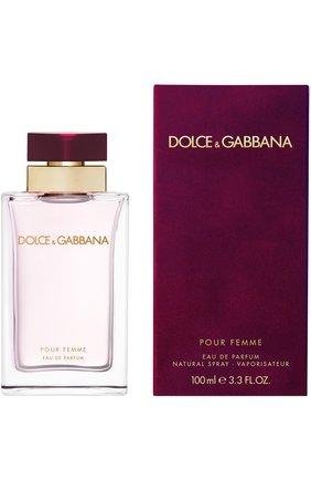 Парфюмированная вода Pour Femme Dolce & Gabbana   Фото №1