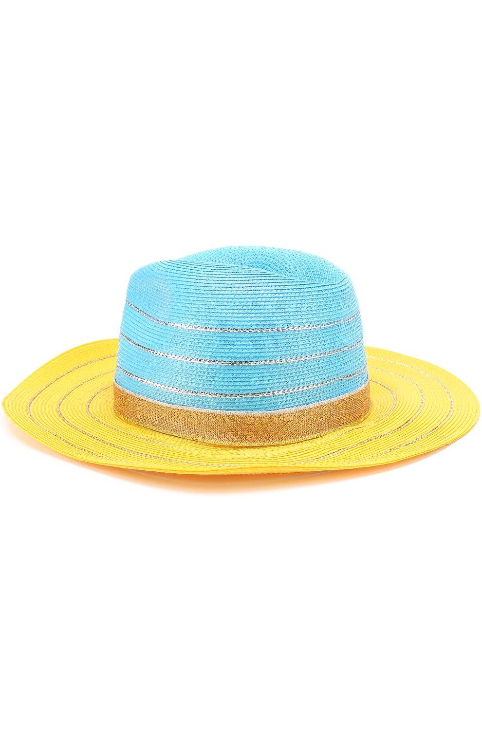 Пляжная шляпа Missoni желтого цвета   Фото №2