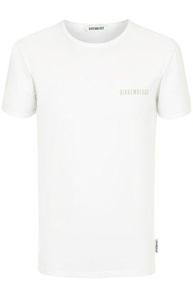 Комплект из двух хлопковых футболок с круглым вырезом | Фото №1