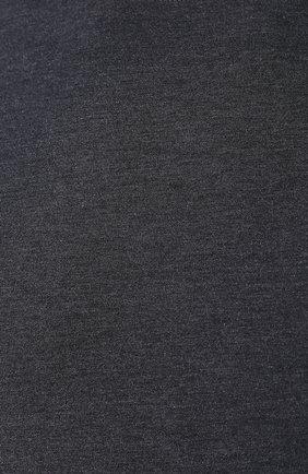 Мужская футболка DEREK ROSE темно-серого цвета, арт. 3048-MARL001   Фото 5 (Кросс-КТ: домашняя одежда; Рукава: Короткие; Материал внешний: Синтетический материал; Длина (для топов): Стандартные; Мужское Кросс-КТ: Футболка-белье; Статус проверки: Проверена категория)