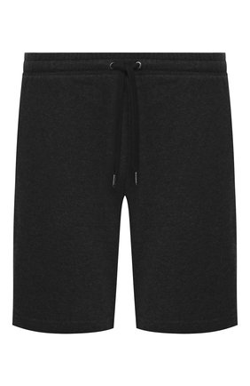 Мужские хлопковые шорты DEREK ROSE серого цвета, арт. 9300-DEV0001 | Фото 1