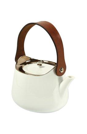 Мужская чайник cabas BERNARDAUD белого цвета, арт. 1709/22163 | Фото 1