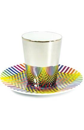 Набор Surface Colorée B29 из 2-х чашек с блюдцами  | Фото №1
