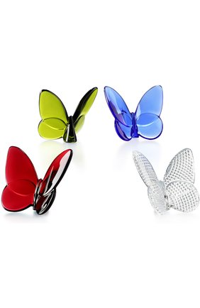 Набор из 4-х скульптур Papillon | Фото №1
