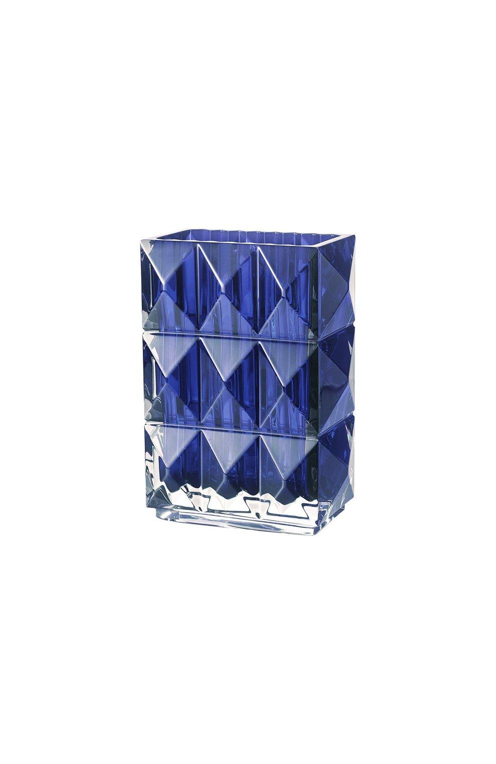 Мужского ваза louxor BACCARAT синего цвета, арт. 2 811 094 | Фото 1