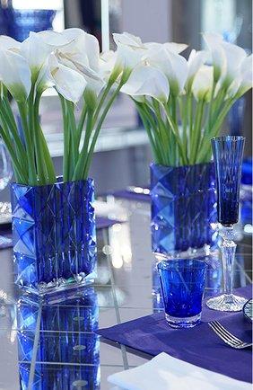 Мужского ваза louxor BACCARAT синего цвета, арт. 2 811 094 | Фото 2