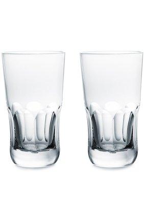 Мужского набор из 2-х стаканов для воды harcourt eve BACCARAT прозрачного цвета, арт. 2 811 289 | Фото 1
