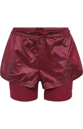 Спортивные мини-шорты с эластичным поясом