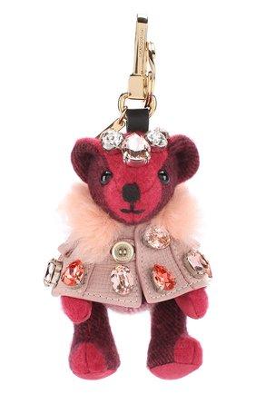 Брелок Thomas Bear в накидке с кристаллами | Фото №1