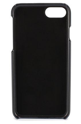 Кожаный чехол для iPhone 7 Dolce & Gabbana  | Фото №2