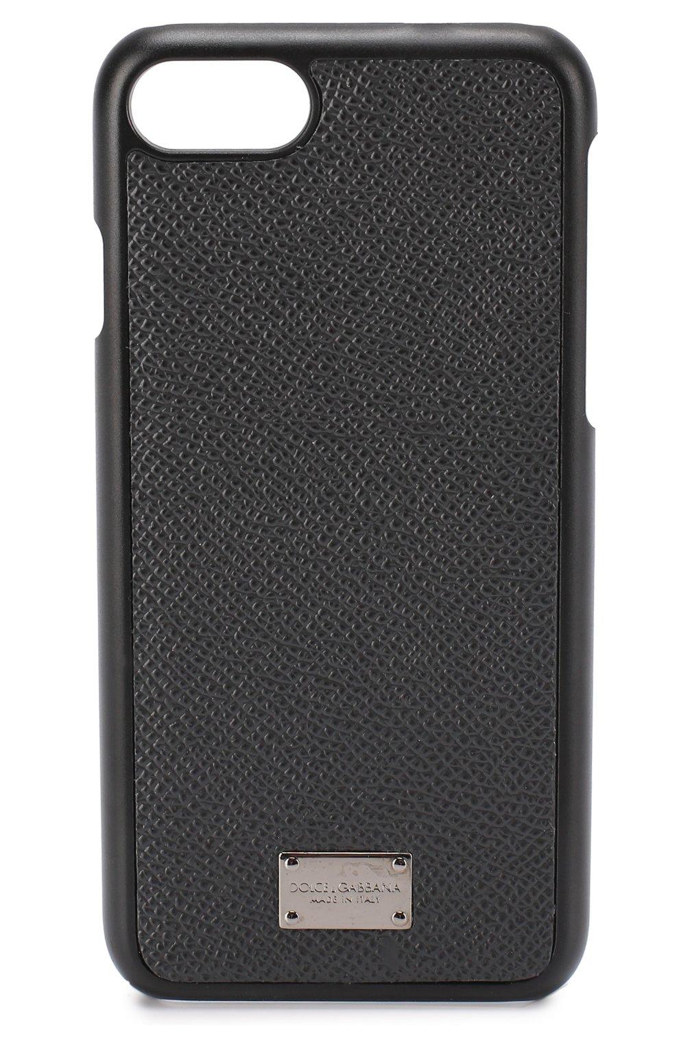 Кожаный чехол для iPhone 7   Фото №1