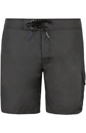 Плавки-шорты с декоративной отделкой | Фото №1
