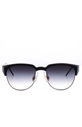 Женские солнцезащитные очки DIOR черного цвета, арт. DI0RSPECTRAL 01M | Фото 2