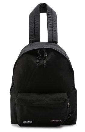 Текстильный рюкзак Vetements X Eastpack | Фото №1