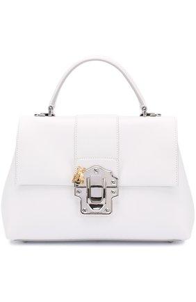 Сумка Lucia Dolce & Gabbana белая цвета | Фото №1