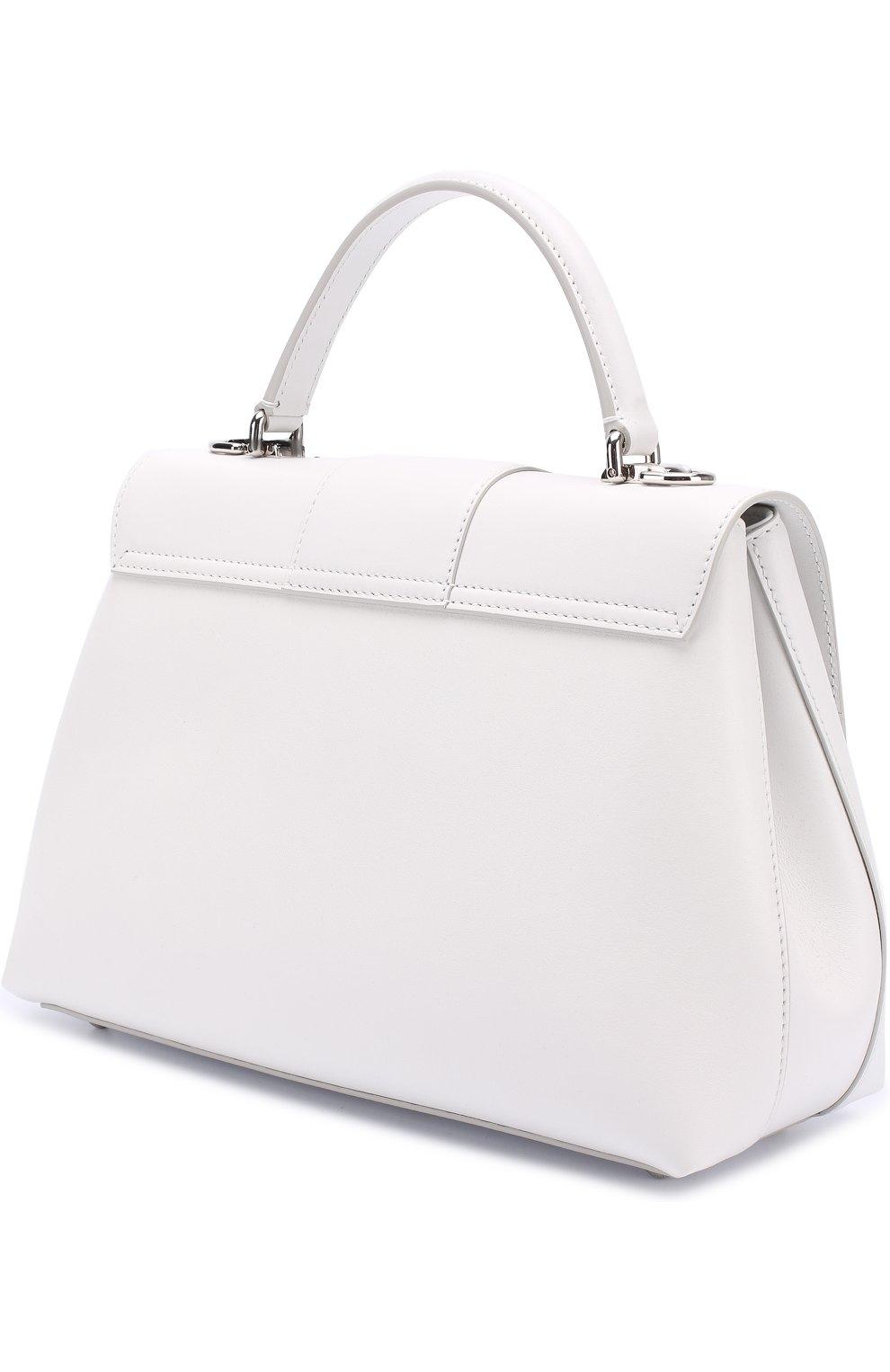Сумка Lucia Dolce & Gabbana белая цвета | Фото №3