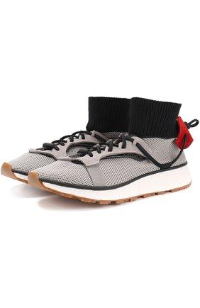 Кросcовки с манжетом Adidas X Alexander Wang | Фото №1