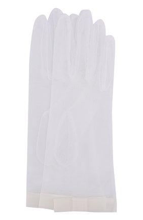 Перчатки Sermoneta Gloves белые | Фото №1