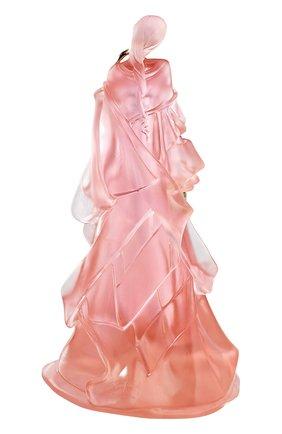 Мужского скульптура kabuki DAUM розового цвета, арт. 05496 | Фото 2
