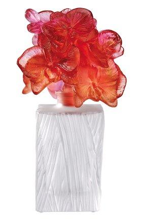 Мужского флакон для духов orchid DAUM розового цвета, арт. 05551 | Фото 1
