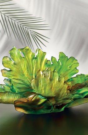Мужского ваза magnum для центра стола DAUM зеленого цвета, арт. 05537 | Фото 2