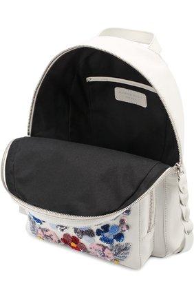 Рюкзак с вышивкой бисером | Фото №4