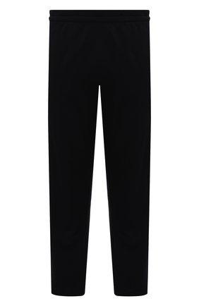 Мужские шерстяные брюки Z ZEGNA темно-синего цвета, арт. V8475ZZTP60 | Фото 1 (Длина (брюки, джинсы): Стандартные; Статус проверки: Проверено; Материал внешний: Шерсть; Случай: Повседневный)