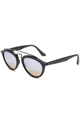 Женские солнцезащитные очки RAY-BAN черного цвета, арт. 4257-6253B8 | Фото 1