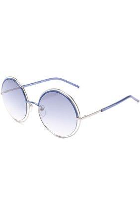 Женские солнцезащитные очки MARC JACOBS (THE) синего цвета, арт. MARC 11 TWU | Фото 1