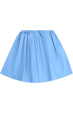 Мини-юбка свободного кроя с принтом | Фото №2