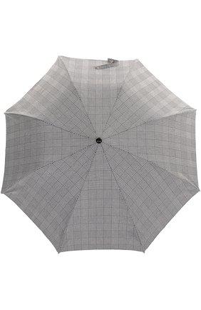 Складной зонт с черепом на ручке | Фото №1
