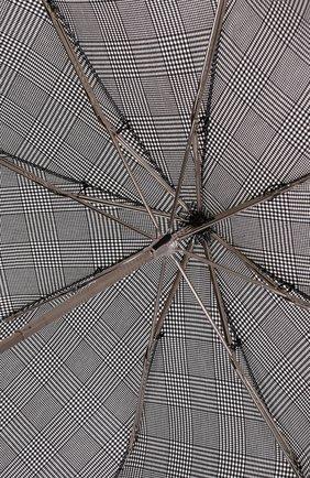 Складной зонт с черепом на ручке | Фото №5