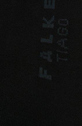 Мужские хлопковые носки tiago FALKE темно-синего цвета, арт. 14662 | Фото 2