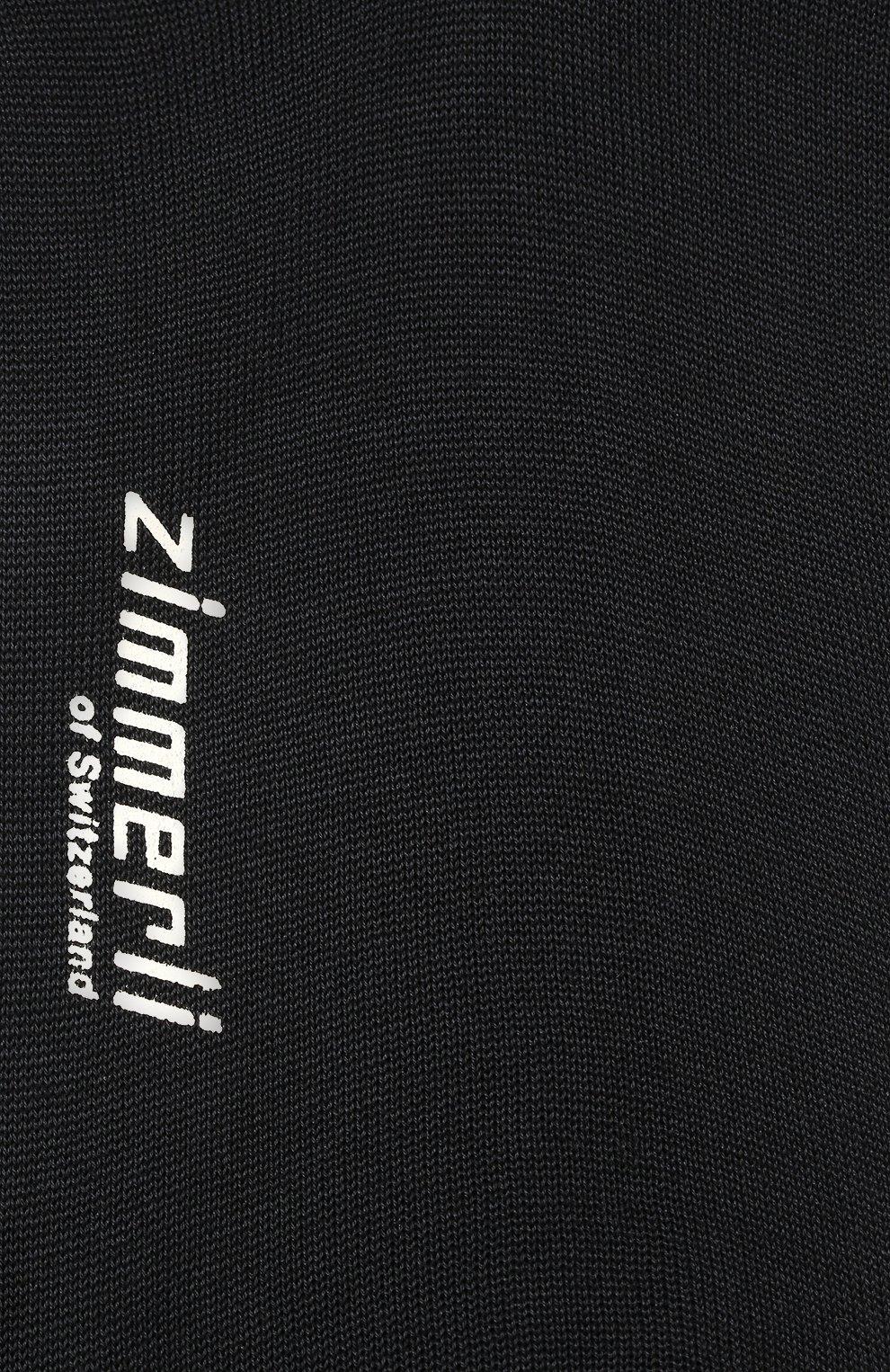 Мужские хлопковые носки ZIMMERLI темно-синего цвета, арт. 2501   Фото 2 (Кросс-КТ: бельё; Материал внешний: Хлопок; Статус проверки: Проверено, Проверена категория)