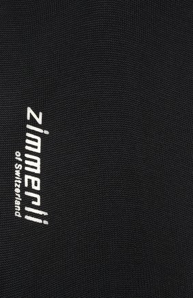 Мужские хлопковые носки ZIMMERLI темно-синего цвета, арт. 2501 | Фото 2